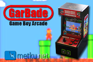 GarBade - The Game Boy Arcade