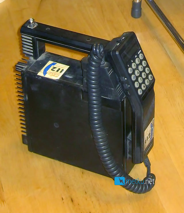 iTalkman - Giving an old mobile phone a new life