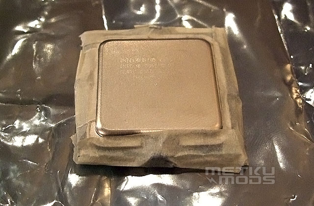 Lapping your CPU