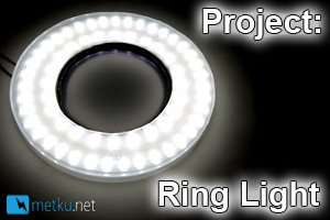 Project : Ring Light