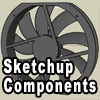 Hardware Components with Sketchup