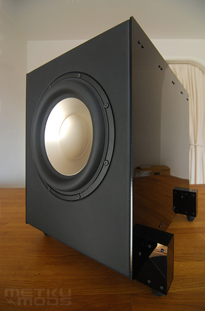 Modding Project:Subwoofer By MetkuMods