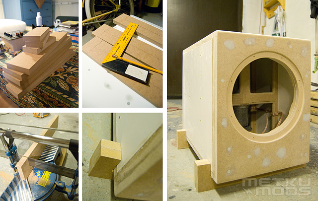 Subwoofer project