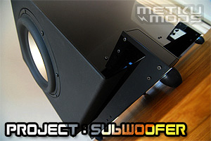 Project: Subwoofer