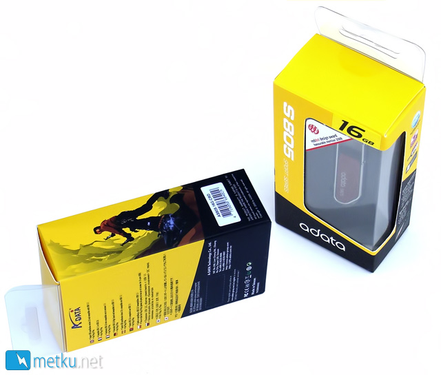 A-Data Sport Series S805 Flash Drive Review