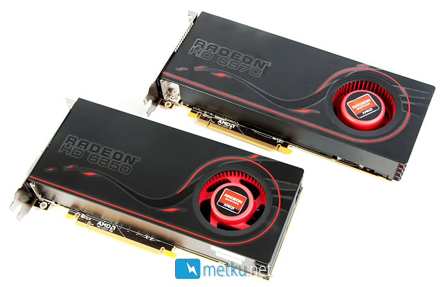 AMD HD 6850 & HD 6870 - Upgraded gaming power from AMD!