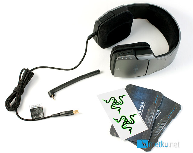 Gaming Headsets Arctic vs Razer - USB Gaming headsets