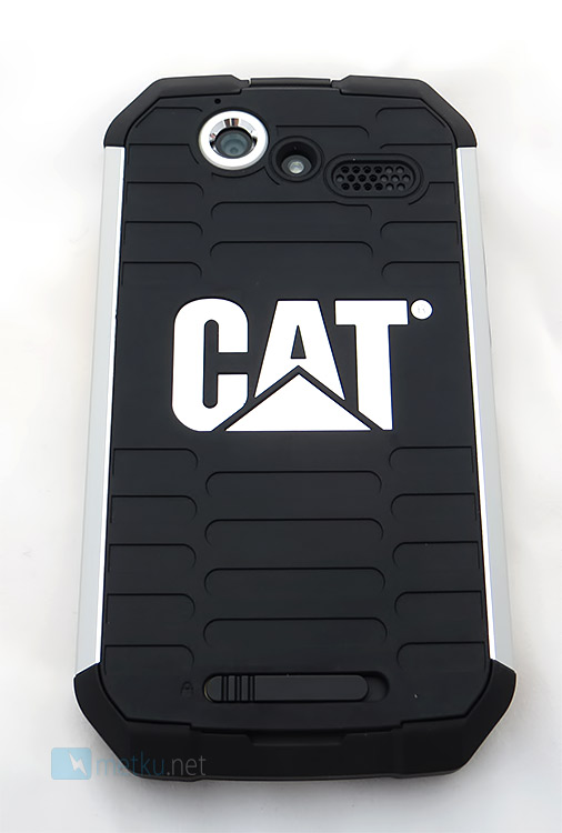 Caterpillar B15Q Smartphone - Stylish rugged smartphone