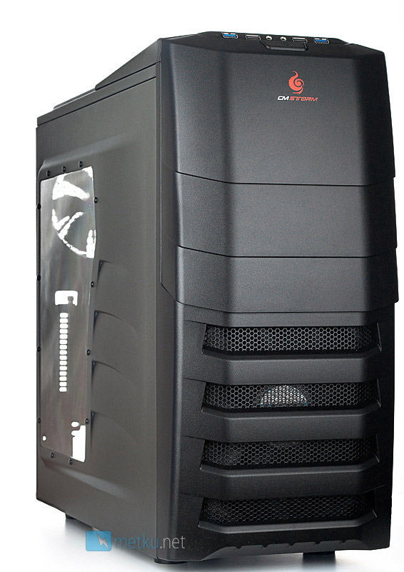 CM Storm Enforcer - Stylish case for gamers