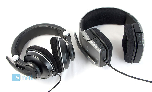 Corsair HS1A Gaming Headset - High-end headset for gamers