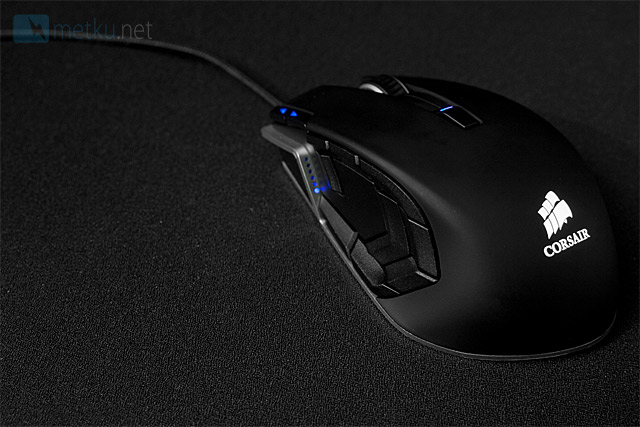 Corsair Vengeance M90 Laser Gaming Mouse - A very stylish gaming mouse with a laser