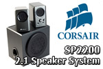 Corsair SP2200 2.1 PC Speaker System