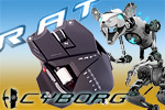 Cyborg R.A.T. Gaming Mice