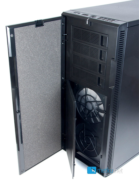 Fractal Design Define XL - Cost effective and silent case