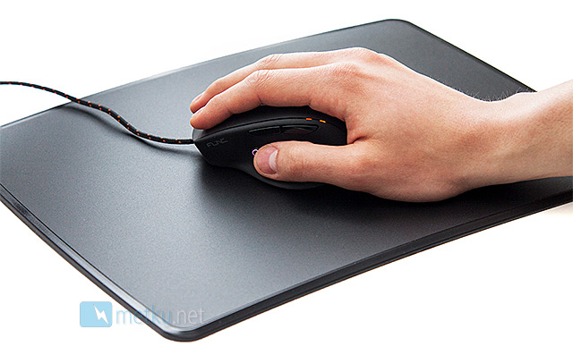 Func MS-3 & Surface 1030 XL - Gaming Mouse & Mouse Mat