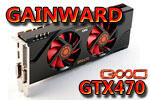 Gainward GTX470 Golden Sample - GOOD