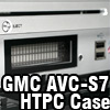 GMC AVC-S7 - The Slim HTPC case