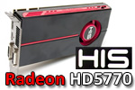 HIS Radeon HD5770 1 GB