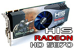HIS HD5870 iCooler V Turbo 1GB