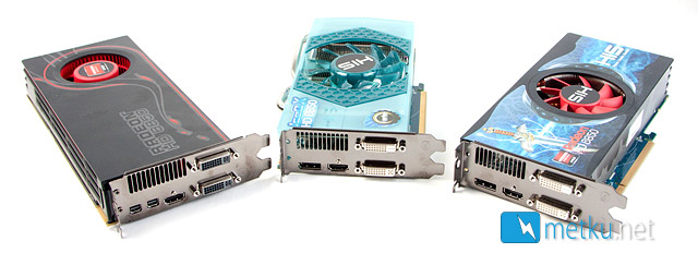 HIS HD68xx Graphics Cards - Good overclockers go head to head