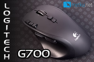 Logitech latest Wireless Gaming Mouse - G700