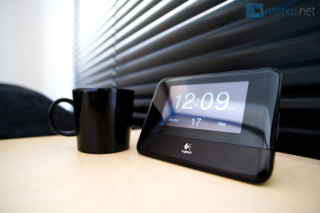 Logitech Squeezebox Touch - Multimedia at your fingertips