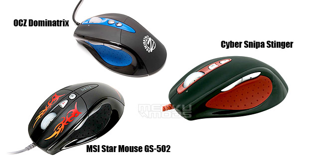 MSI Star Mouse GS-501