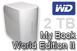My Book - World Edition II - 2 TB