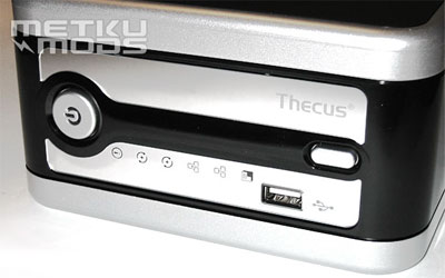 Thecus YES Box N2100 NAS unit