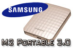 Samsung M2 Portable 3.0 External Hard Drive