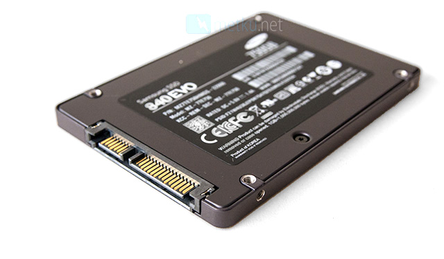 Samsung 840 EVO SSD 750GB - Very fast drive with large storage capacity