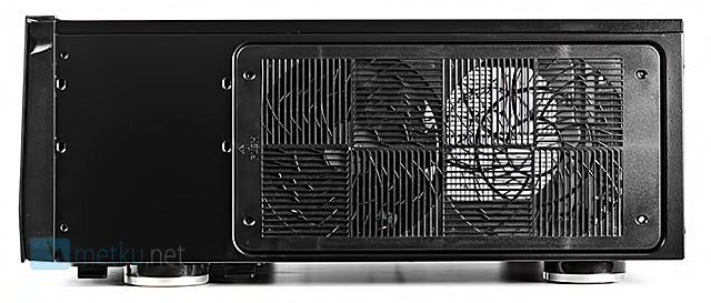 Silverstonetek GD07 HTPC enclosure - Stylish HTPC case