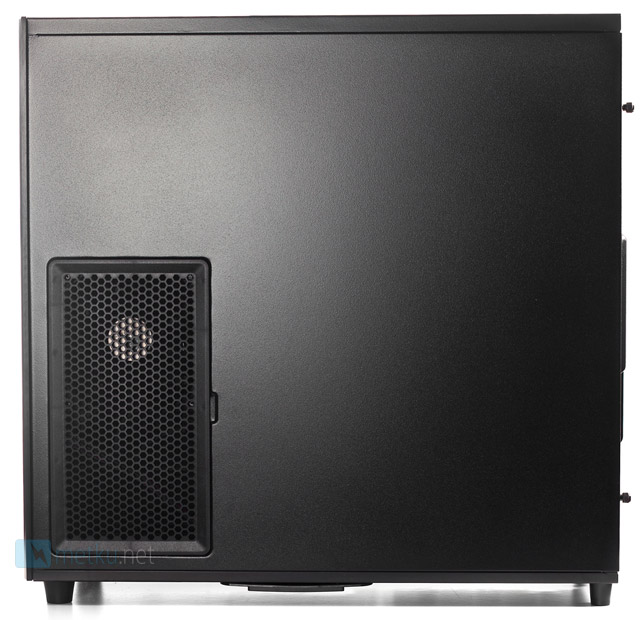 Silverstonetek TJ04-E System Enclosure - A very stylish case for any use
