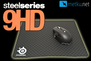 Steelseries 9HD Mousepad for Pro Gamers