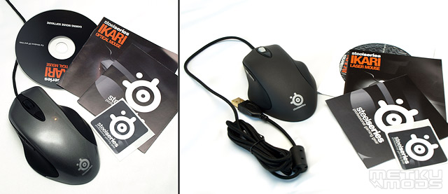 SteelSeries Ikari Laser and Optical
