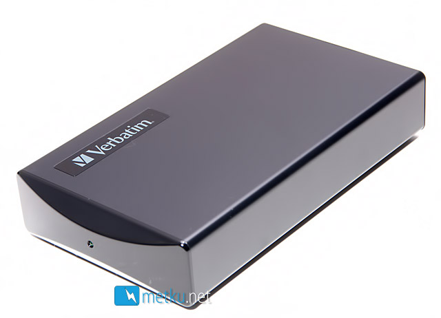 Verbatim USB3.0 SuperSpeed - Stylish USB3.0 Desktop Hard Drive