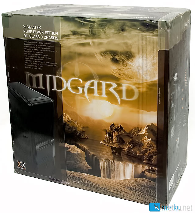 Xigmatek Midgard Case Review